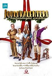 Joulukalenteri: Porokuiskaajan arvoitus Poster