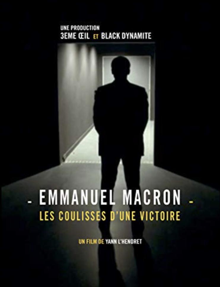 Emmanuel Macron Les Coulisses D Une Victoire Tv Movie 2017 Imdb