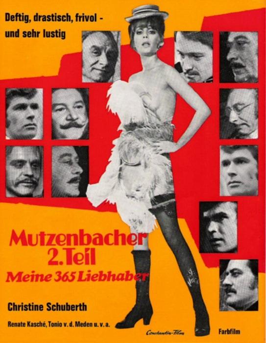 Mit mutzenbacher filme josefine Die Beichte