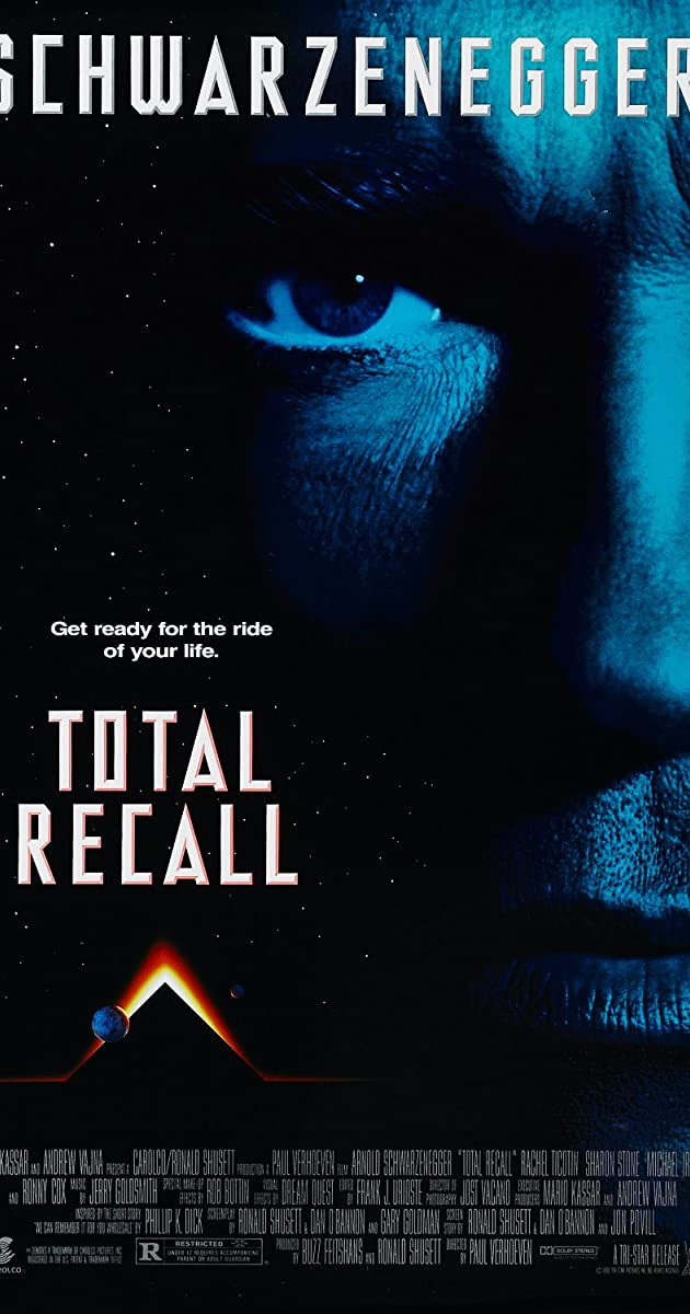 Subtitle of Total Recall