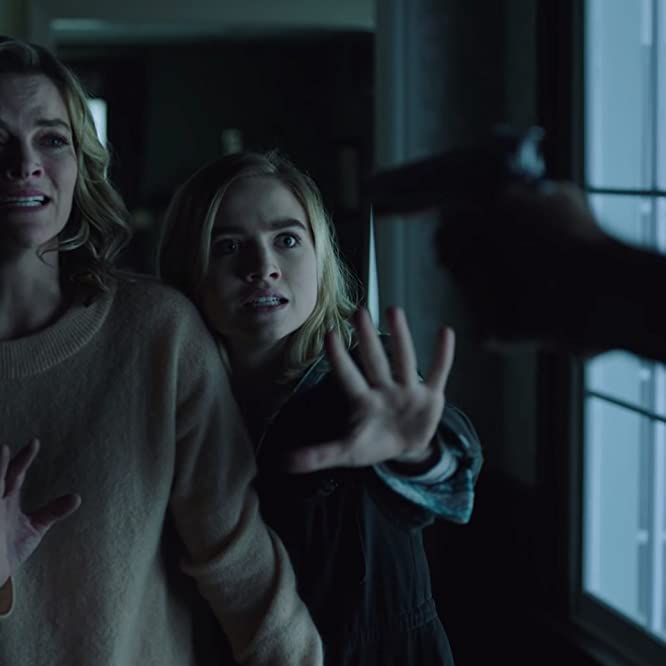 Missi Pyle and Maddie Hasson in Impulse (2018)