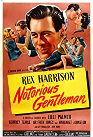 Notorious Gentleman (1945) with English Subtitles on DVD on DVD