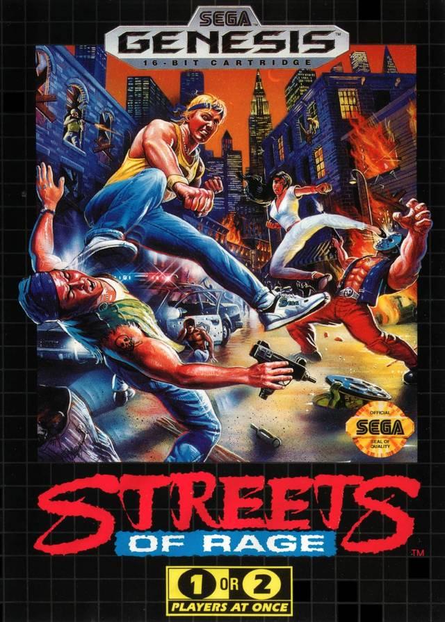 Bare Knuckle (Video Game 1991) - IMDb