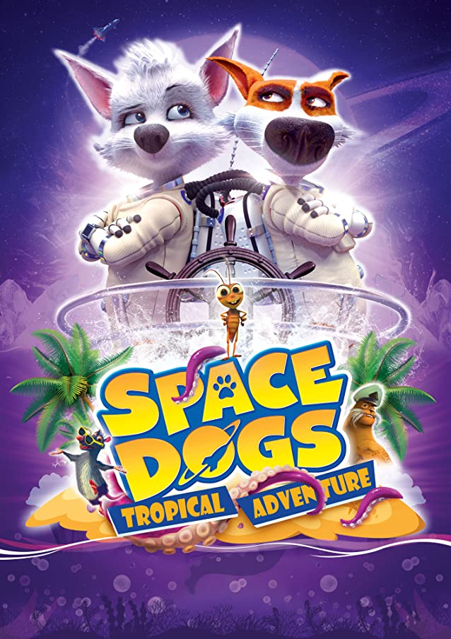Space Dogs: Return to Earth (2020)