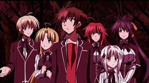 Trailer for High School DxD: The Series