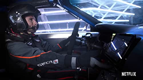Daring drivers from around the world test their limits in custom cars on the biggest, baddest automotive obstacle course ever built.  In this competition series, driving prowess, mechanical ingenuity and emotional resilience will be tested in this open invitation, build and race tournament.  Many will compete but there can only be one Hyperdrive champion.