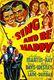 Sing and Be Happy Poster
