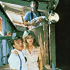 Pia Zadora, Edward Albert, and Stacy Keach in Butterfly (1981)
