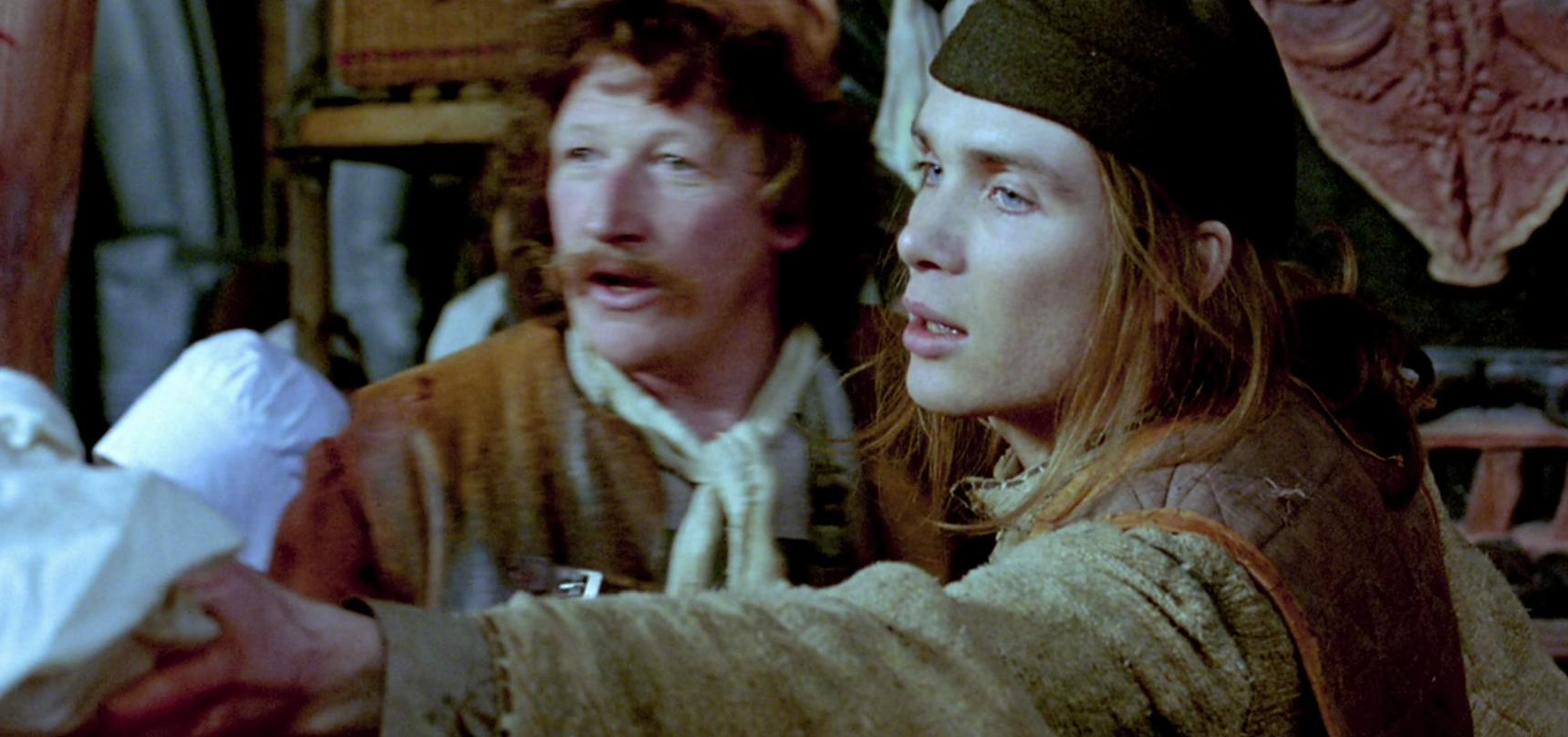 Cillian Murphy and Geoff Bell in Girl with a Pearl Earring (2003)