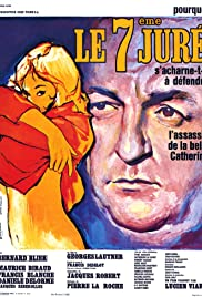 Le septième juré Poster
