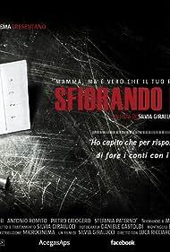 Silvia Giralucci in Sfiorando il muro (2012)