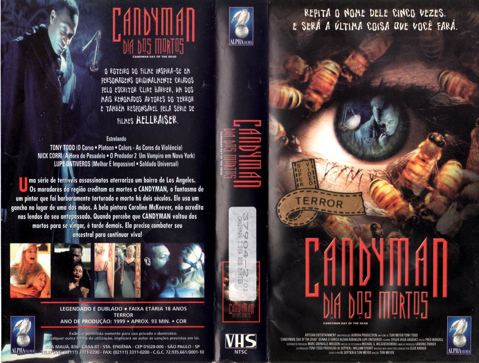 Candyman: Day of the Dead (Vid...
