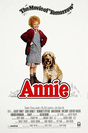 Annie Poster Image