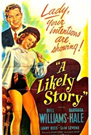 A Likely Story(1947) Poster - Movie Forum, Cast, Reviews
