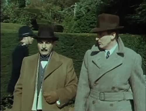 Agatha Christie's Poirot: The Tragedy Of Marsdon Manor