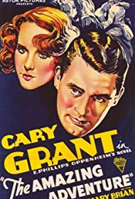 Cary Grant and Mary Brian in The Amazing Quest of Ernest Bliss (1936)