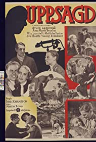 Uppsagd (1934)