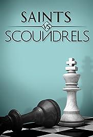 Saints vs. Scoundrels Poster