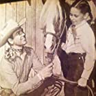 Rex Allen and Bonnie DeSimone in Rodeo King and the Senorita (1951)
