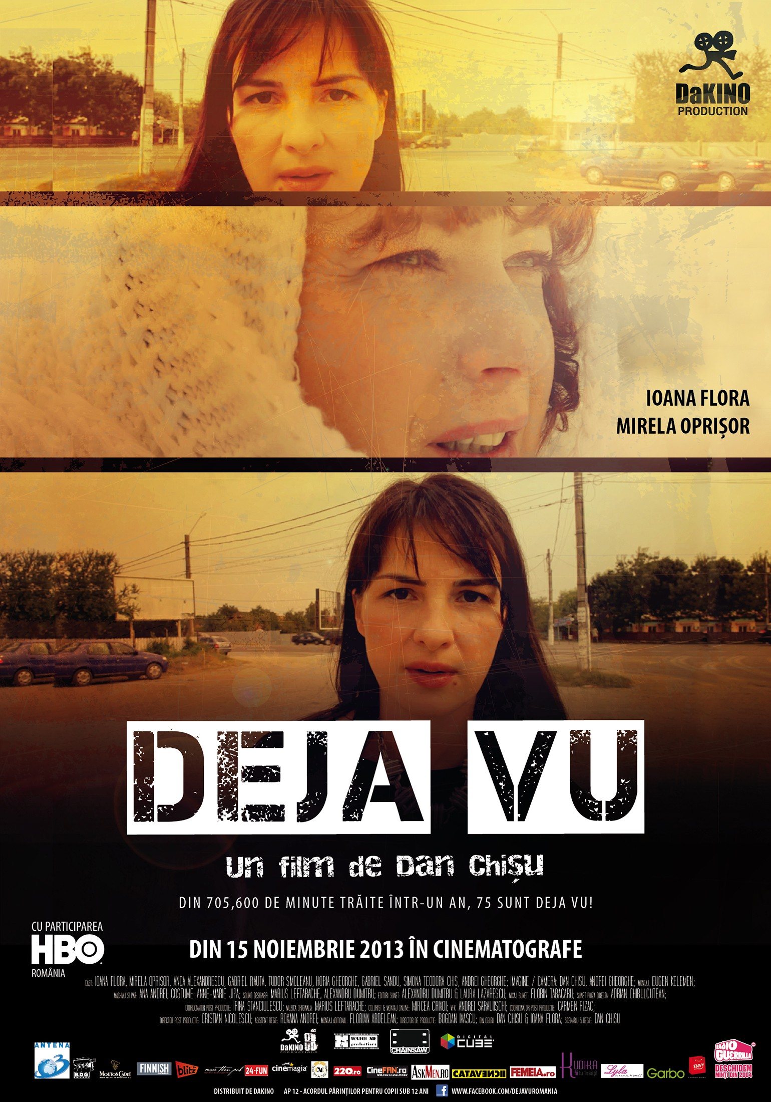 Deja vu in all cinemas of the country 6 70