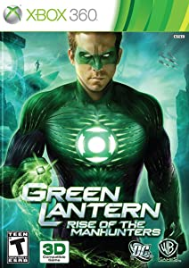 the Green Lantern: Rise of the Manhunters download