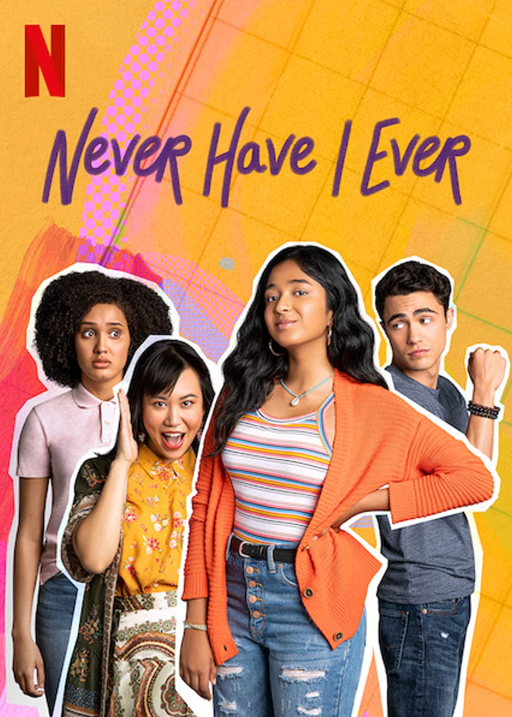 Never Have I Ever 2021 S01 Hindi Complete NF Web Series 720p HDRip 2GB | 954MB Download