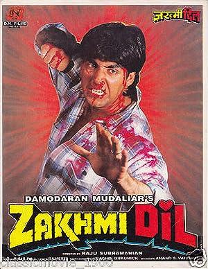 Zakhmi Dil movie, song and  lyrics