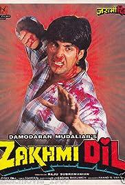 Zakhmi Dil Poster