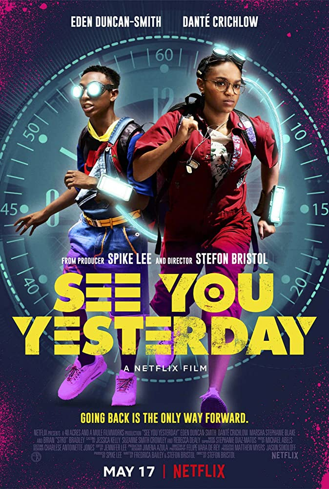 See You Yesterday 2019 English 250MB HDRip 480p x264