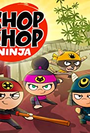 Chop Chop Ninja Poster