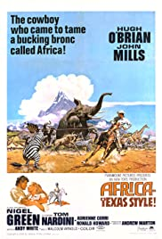 Africa: Texas Style Poster
