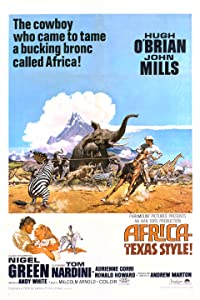 Must watch series movies Africa: Texas Style [x265]