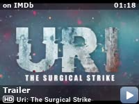 Uri: The Surgical Strike (2019) - Video Gallery - IMDb