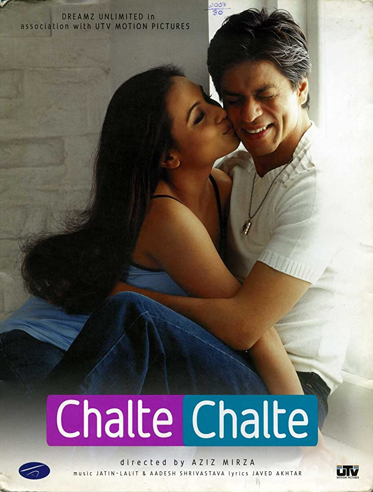 Chalte Chalte 2003 Hindi 550MB BluRay Download