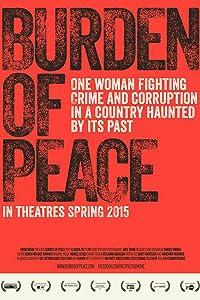 Latest dvdrip movie downloads Burden of Peace Netherlands [640x960]