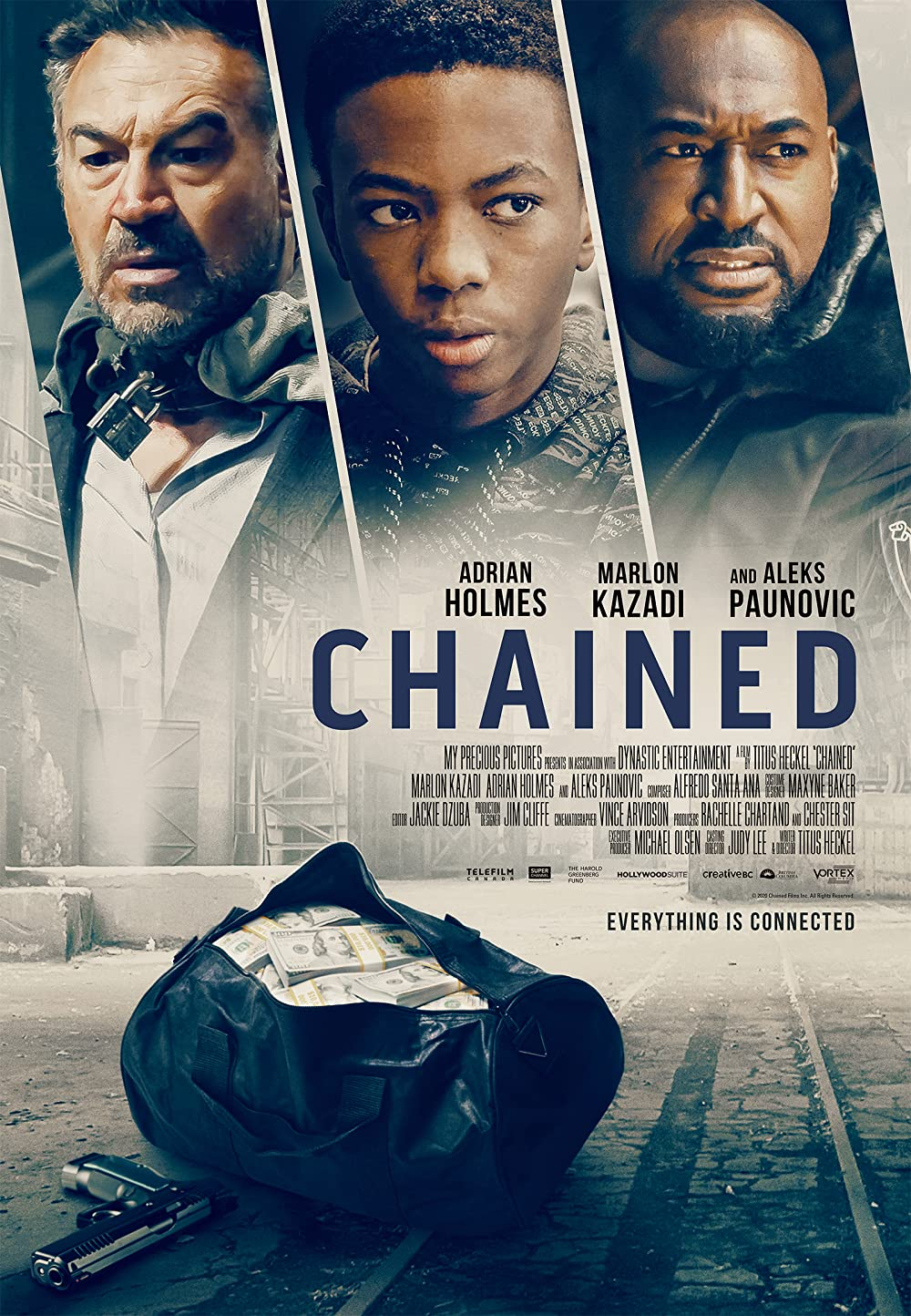 Chained (2020) Bengali Dubbed (Voice Over) WEBRip 720p [Full Movie] 1XBET