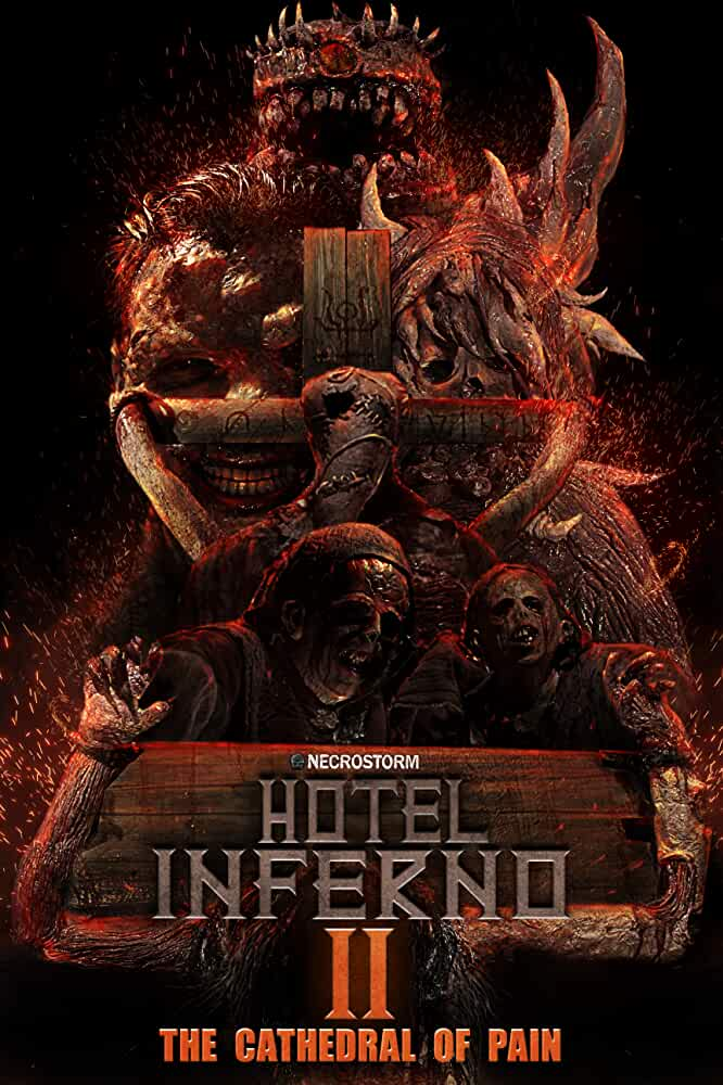 Hotel Inferno 2: The Cathedral of Pain 2017 Full Movie Watch Online Download