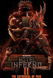Hotel Inferno 2: The Cathedral of Pain Poster