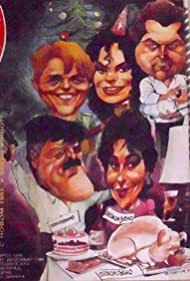 Dragan Bjelogrlic, Svetlana Bojkovic, Boris Komnenic, Marko Nikolic, and Lidija Vukicevic in Bolji zivot: Novogodisnji special (1987)