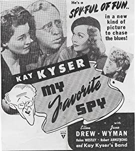 Best site for movie downloads My Favorite Spy USA [1280x544]