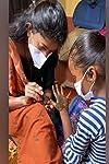 Sai Pallavi puts mehendi for kids in Uttar Pradesh, shares pics
