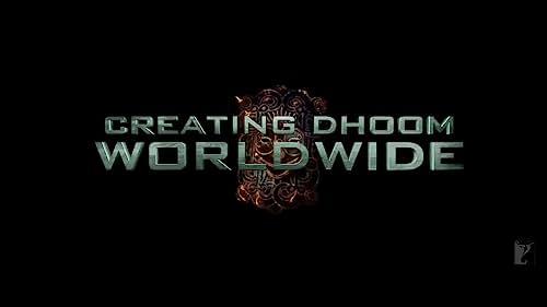 Dhoom 3 Promo
