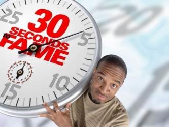 دانلود زیرنویس فارسی سریال 30 Seconds to Fame
