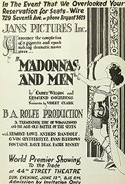 Madonnas and Men Poster