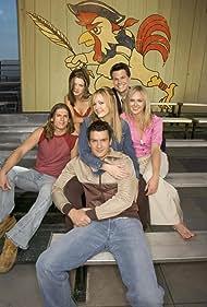 Balthazar Getty, Melissa Joan Hart, Laura Bell Bundy, Kavan Reece, Stephanie Lemelin, and Michael Mantenuto in Dirtbags (2006)