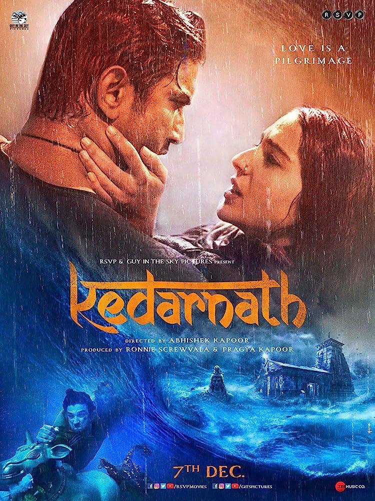 Kedarnath (2018) Hindi HDRip  720p – x264 ESub