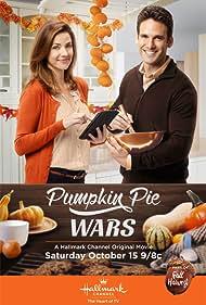 Julie Gonzalo and Rico Aragon in Pumpkin Pie Wars (2016)