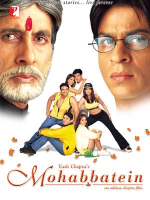 Mohabbatein (2000) Hindi