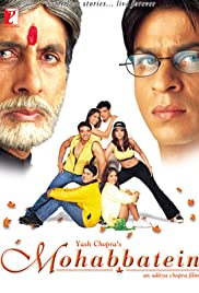 Watch Movie  Mohabbatein (2000)