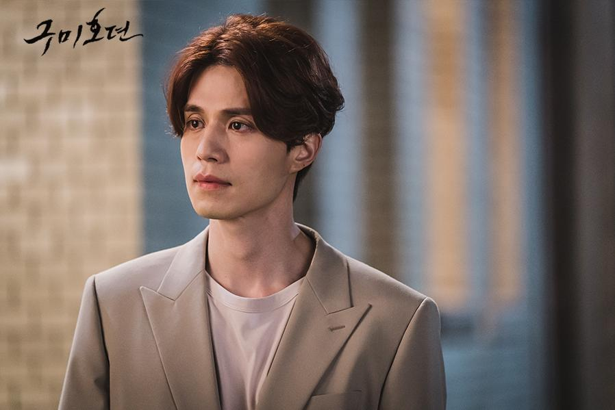 Lee Dong-Wook in Tale of the Nine Tailed (2020)